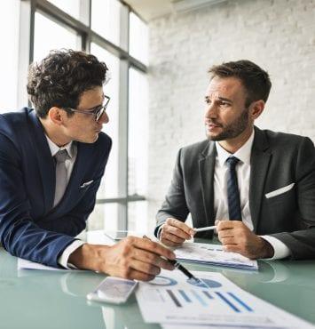 Office Business Man Career